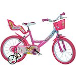 "image of Disney Princess 16"" Wheel Kids Bike"