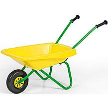 image of Rolly Toys Kids Metal & Plastic Wheelbarrow