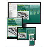Haynes Online Manual Ford Focus 2011-14