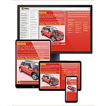 image of Haynes Online Manual Mini July 2001-06