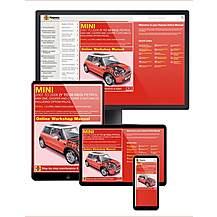 image of Haynes Online Manual Mini July 2001-06