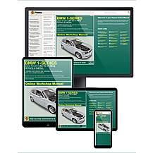 image of Haynes Online Manual BMW 1-Series 04-11