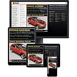 Haynes Online Manual Nissan Qashqai 2007-14