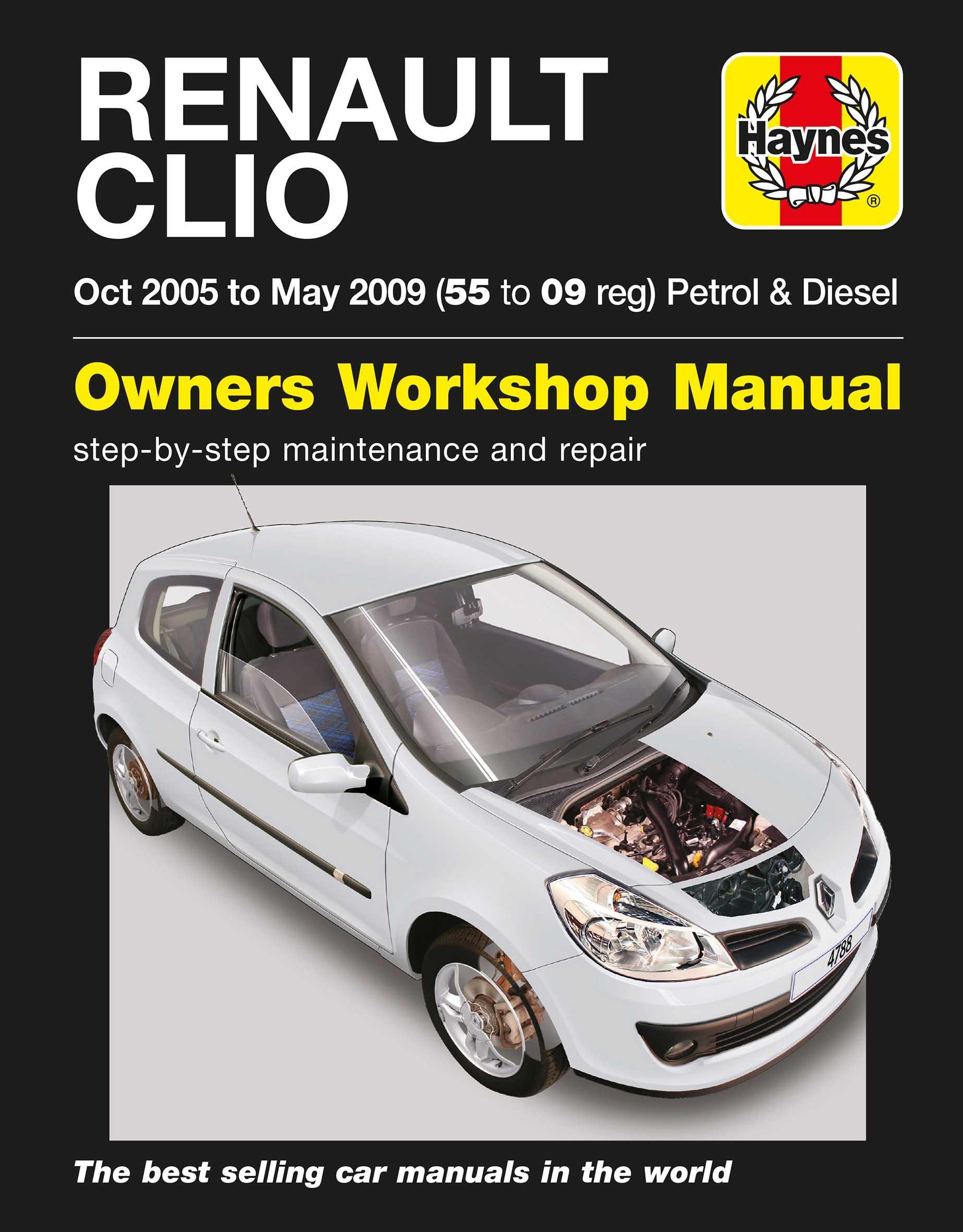 haynes renault clio oct 05 may 0 rh halfords com renault clio 2005 manual book renault clio 2005 manual book