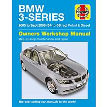 image of Haynes BMW 3-Series Petrol & Diesel 54 to 58