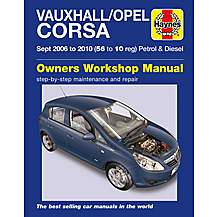 Haynes manuals haynes manual online garage equipment image of haynes vauxhallopel corsa sept 06 10 fandeluxe