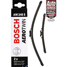 image of Bosch AM246S Wiper Blades - Front Pair