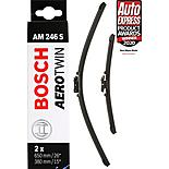 Bosch AM246S Wiper Blades - Front Pair