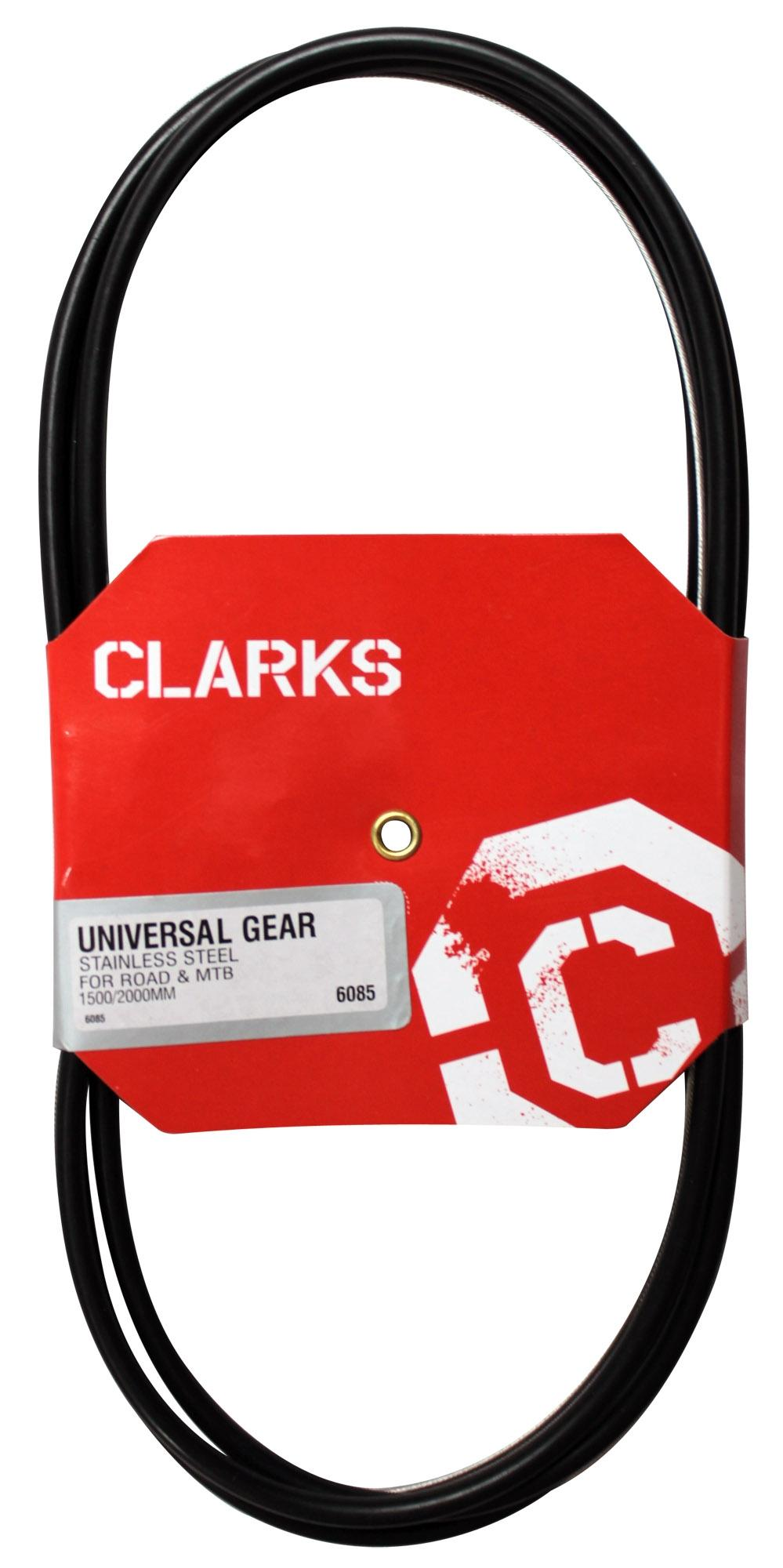 Clarks Universal Bike Gear Cable