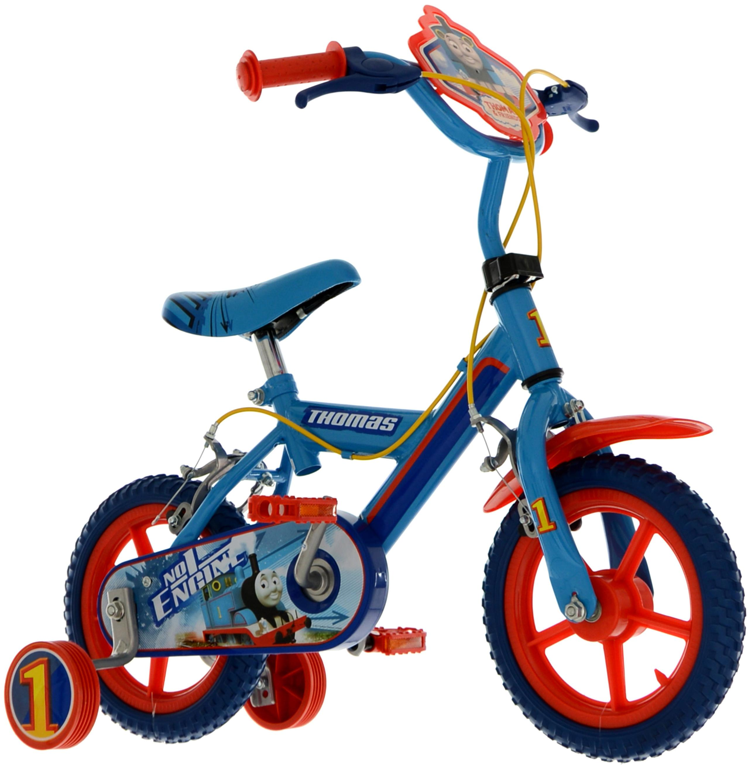 Thomas & Friends Kids Bike - 12 inch Wheel