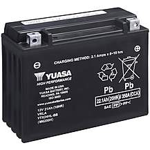 Yuasa YTX24HL-BS 12V High Performance Mainten