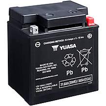 Yuasa YIX30L-BS-PW 12V High Performance Maint