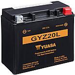 Yuasa GYZ20L 12V High Performance Maintenance Free VRLA Battery