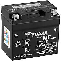 Yuasa YTZ7S 12V Maintenance Free VRLA Battery