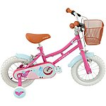 "image of Elswick Misty Heritage Kids Bike - 12"" Wheel"