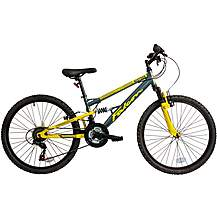 "image of Falcon Neutron Kids Mountain Bike - 24"" Wheel"