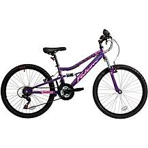 "image of Falcon Siren Kids Mountain Bike - 24"" Wheel"