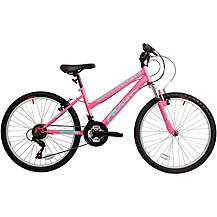 "image of Falcon Venus Kids Mountain Bike - 24"" Wheel"