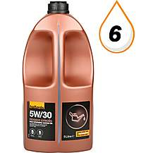 image of Halfords 5W30 Peugeot/Citroen Fully Synthetic Oil 5 Litres