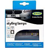 Ring Ultra Slim Cruise-Lite Ice LED Daytime Styling Lights