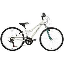 242633: Apollo Vivid Kids Mountain Bike - 24  Wheel