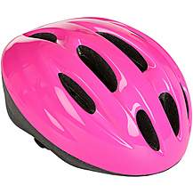 image of Pink Kids Bike Helmet (50-54cm)