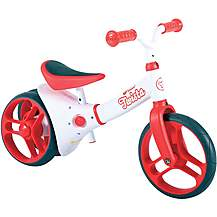 image of Yvolution Y Velo Twista Balance Bike - Red