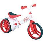 image of Yvolution Y Velo Twista Balance Bike - Red