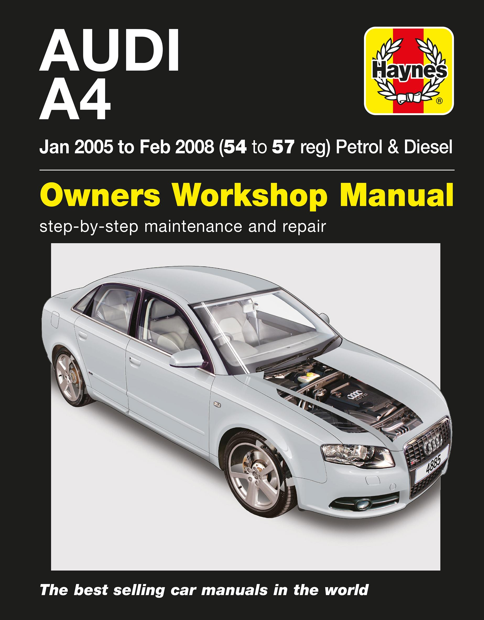 audi a4 petrol diesel haynes manu rh halfords com Lawn Boy 10323 Manual Haynes Manuals for 2003 Jeep