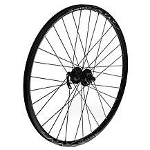 "image of Front Bike wheel - 26"" in Black MX Disc"