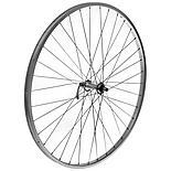 Front 700c Alloy Bike wheel in Silver