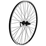 Rear 700c Bike Wheel in Black