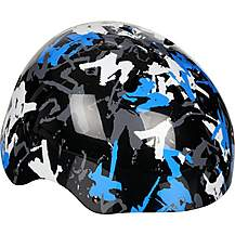 image of Halfords Graffiti Kids Helmet (48-54cm)