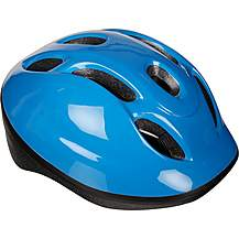 image of Kids Bike Helmet - Blue - 48-54cm, 50-56cm