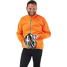 image of Ridge Unisex Fluoro Jacket - Orange