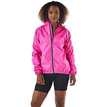 image of Ridge Unisex Fluoro Jacket - Pink