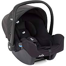 image of Joie i-Snug Group 0+ Baby Car Seat - Coal
