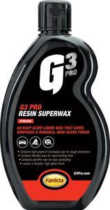 Farecla G3 Pro Resin Superwax