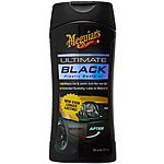 image of Meguiars Ultimate Black 355ml