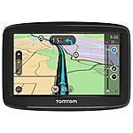 "image of TomTom Start 52 5"" Sat Nav Full Europe and Lifetime Maps"