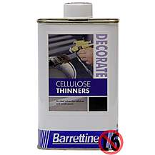 image of Barrettine Cellulose Thinner 500ml