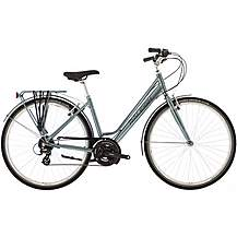 "image of Raleigh Pioneer 2 Womens Hybrid Bike - 15"", 18"", 21"" Frames"