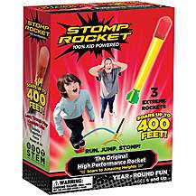 image of Super Stomp Rocket Kit