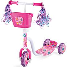 image of Toyrific Tri-Scooter - Pink