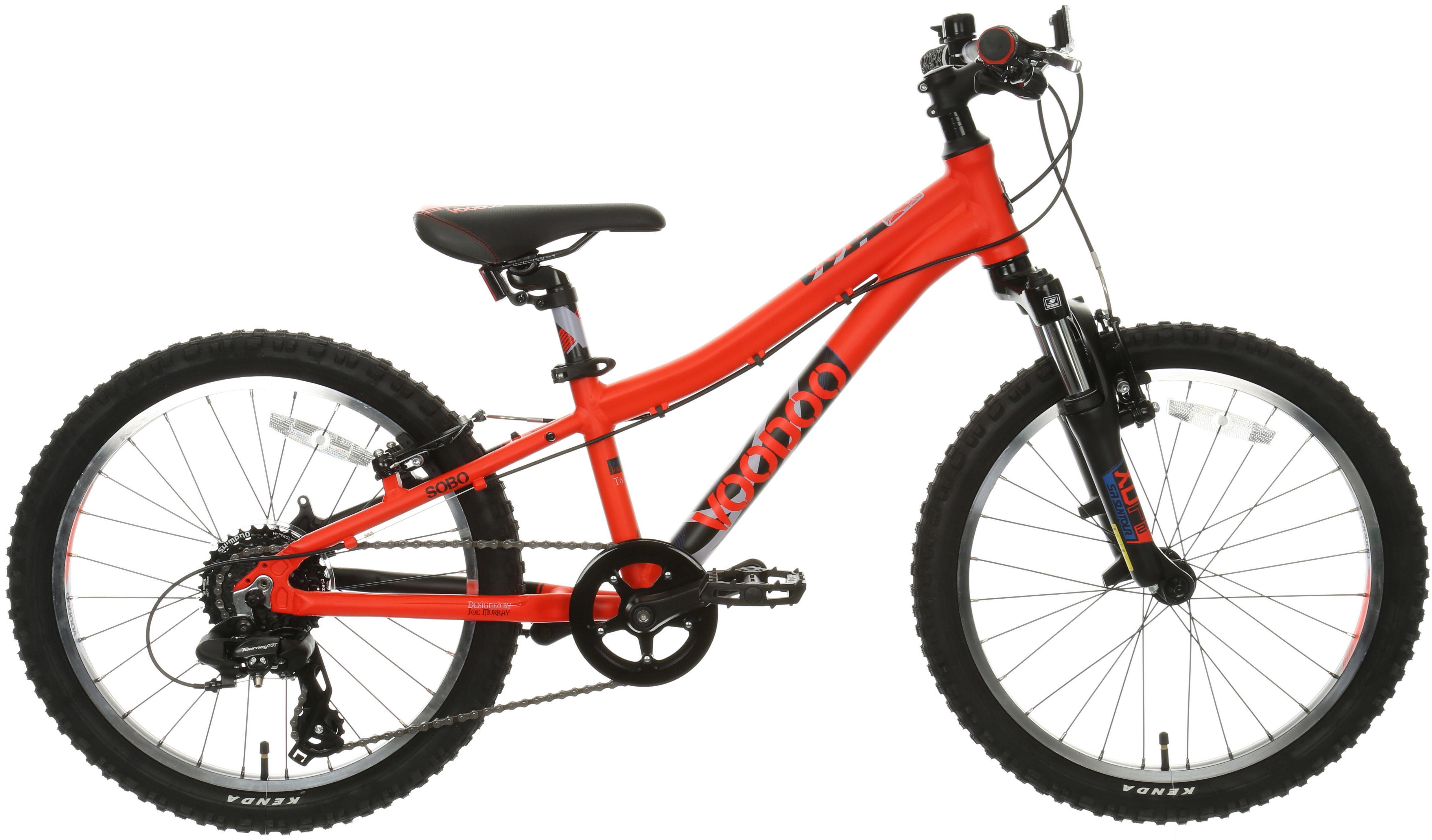 Voodoo Sobo Mountain Bike   20 Inch Wheel