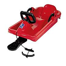 image of Snow Driver Sledge - Red