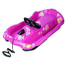 image of Snow Space Sledge - Pink