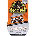 image of Gorilla Clear Repair Tape 8.2 Metres