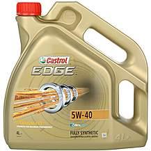 image of Castrol Edge Titanium 5W40  Oil 4 Litre