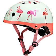 image of Micro Flamingo Kids Helmet Deluxe (48-52cm)